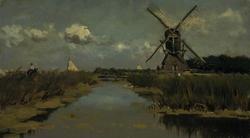 Near Dordrecht