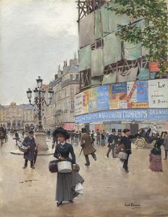 Paris, rue du Havre