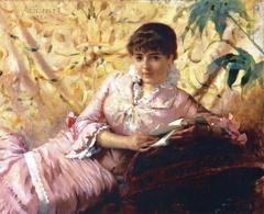 Parisienne Reading