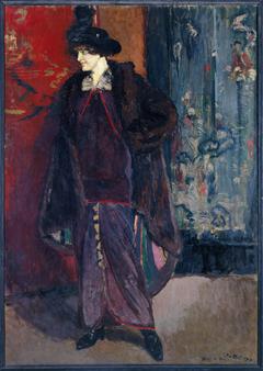 Portrait de Daisy de Broglie