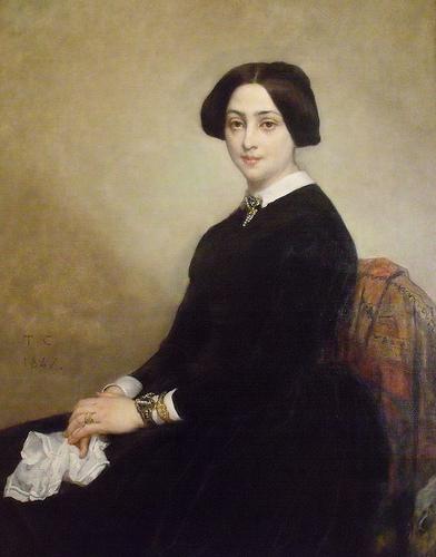 Portrait de la baronne d'Astier de la Vigerie