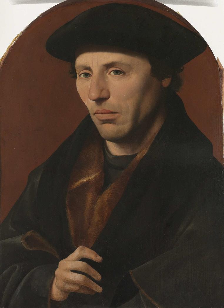 Portrait of a Haarlem Citizen