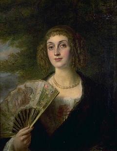 Portrait of a Lady La Marquise