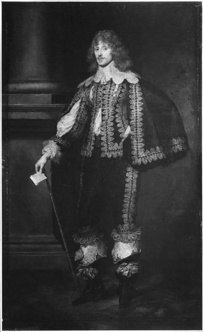 Portrait of a Man in Spanish Dress
