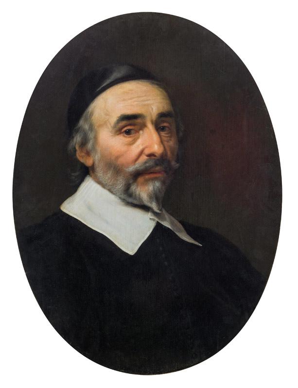 Portrait of a Man, perhaps Dammas Jansz. Pesser