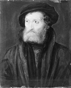 Portrait of a Man said to be Théodore de Bèze