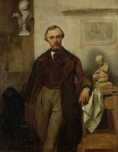 Portrait of a Sculptor, perhaps Johannes Antonius van der Ven