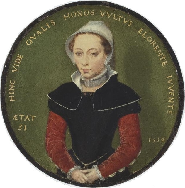 Portrait of a Thirty-One-Year-Old Woman