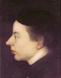 Portrait of Annie Mankes-Zernike