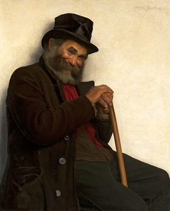 Portrait of Bartłomiej Sztosik.