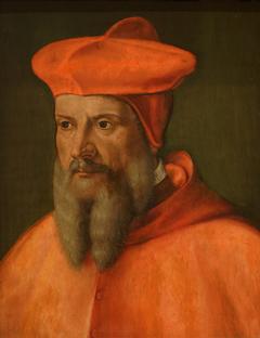 Portrait of cardinal de Tournon