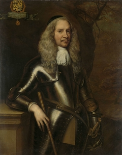Portrait of Cornelis van Aerssen, Lord of Sommelsdijk, Colonel in the Cavalry
