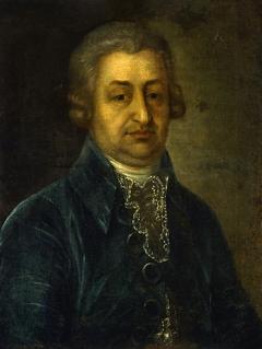 Portrait of Count M.S. Sheremetev