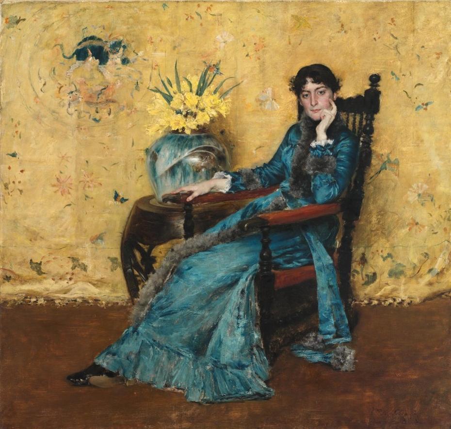 Portrait of Dora Wheeler
