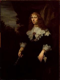 Portrait of Eva Geelvinck (1619-1698)
