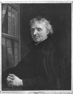 Portrait of Father Louis Bourdaloue