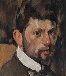 Portrait of Felicien Bobeldijk