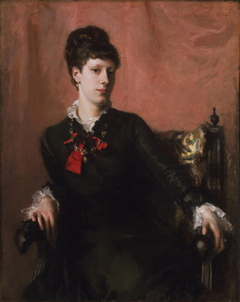 Portrait of Frances Sherborne Ridley Watts