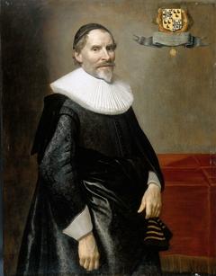 Portrait of François van Aerssen, Lord of Sommelsdijk, De Plaat and Spijk