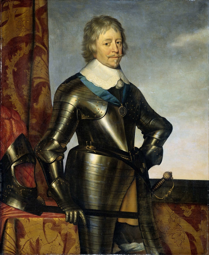 Portrait of Frederick Henry, Prince of Orange