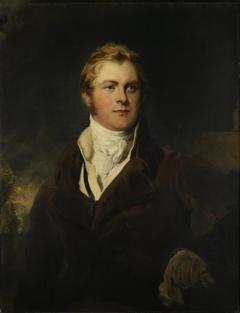 Portrait of Frederick John Robinson, First Earl of Ripon