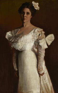 Portrait of George Babette Mayer McCullough