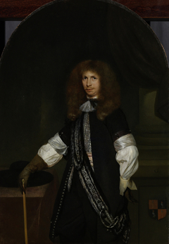 Portrait of Jacob de Graeff (1642-90), in the uniform of an officer