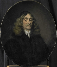 Portrait of Johan de Reus, Director of the Rotterdam Chamber of the Dutch East India Company, elected 1657