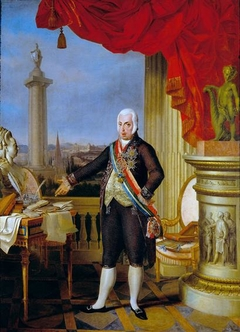 Portrait of John, Prince Regent of Portugal