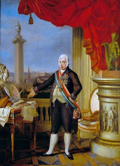 Portrait of John, Prince Regent of Portugal