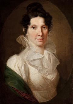 Portrait of Katarzyna Mężyńska née Działyńska