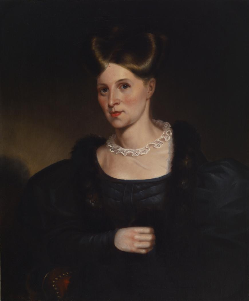 Portrait of Lydia Lloyd Murray