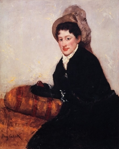 Portrait of Madame X Dressed for the Matinée