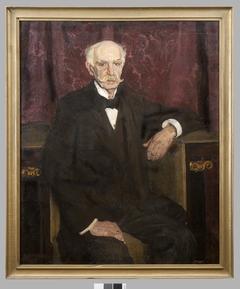 Portrait of Maksymilian Ehrenpreis