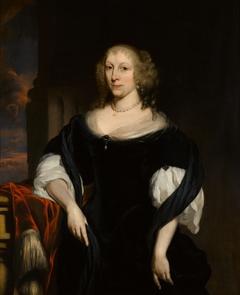 Portrait of Maria Torck (d. 1654)