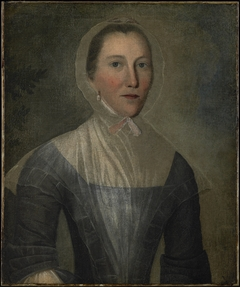 Portrait of Mary Croswell (1730-1830?)
