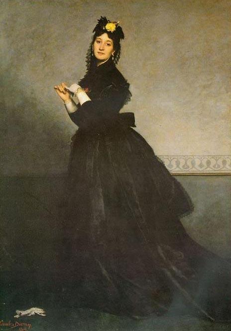 La dame au gant