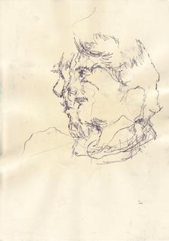 portrait of mother 2