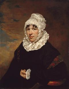 Portrait of Mrs. John Earnest Poyas (Catherine Smith, 1769–1836)