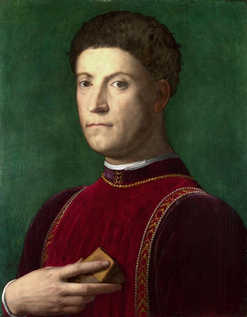 Portrait of Piero de' Medici