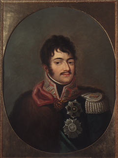Portrait of Prince Józef Poniatowski
