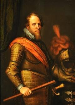Portrait of Prins Maurits (1567-1625)