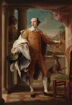 Portrait of Sir Wyndham Knatchbull-Wyndham