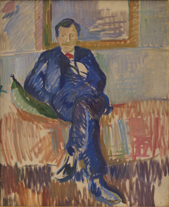 Portrait of the Painter Karl Schou