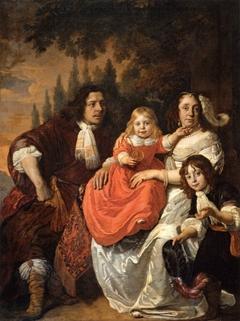 Portrait of the Reepmaker Family