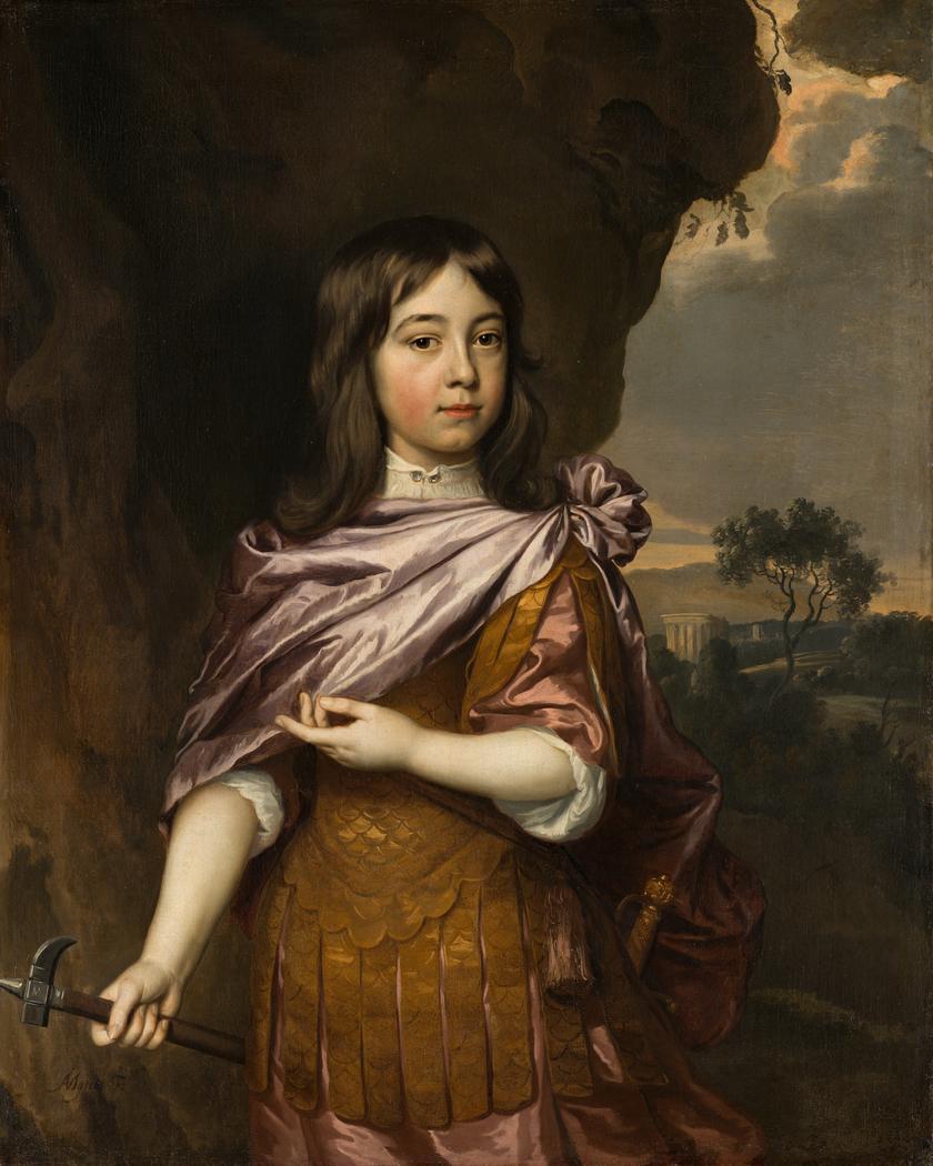 Portrait of Wolfert van Brederode