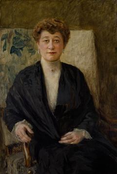 Portrait of Zofia Dolińska née Niesiołowska