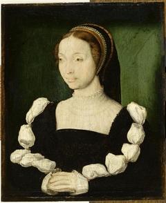 Portrait présumé d'Anne de la Queille