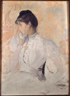 Portrait présumé d'Henriette Chabot