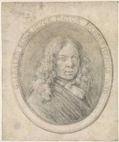 Portret van Gerrit Berckheyde